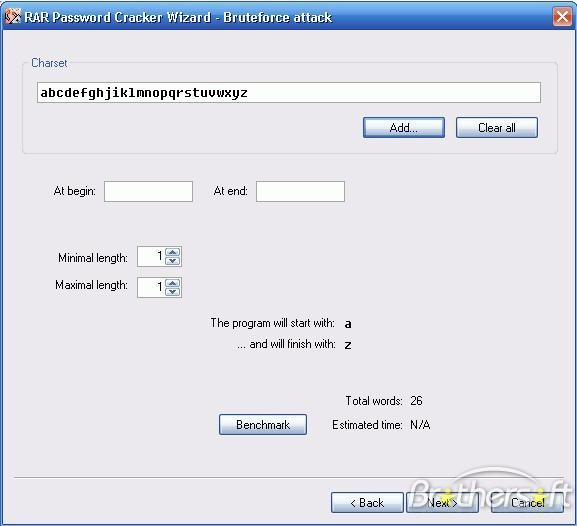 Брутфорсер паролей для RAR архивов.